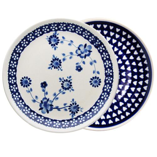 ポーランド陶器 ギフトセット(プレート)