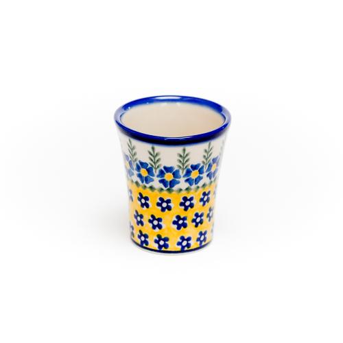 ポーランド陶器 ワインカップ