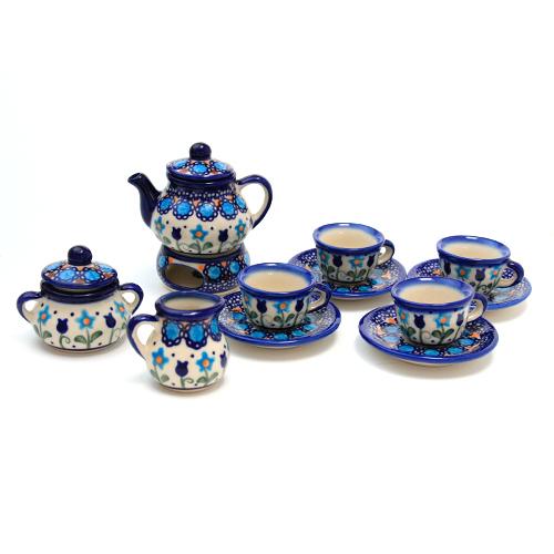 ポーランド陶器 オブジェ