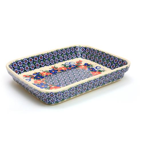 ポーランド食器 オーブン皿