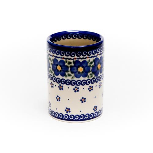 ポーランド陶器 カトラリースタンド