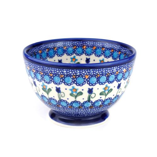 ポーランド陶器 カフェオレボウル