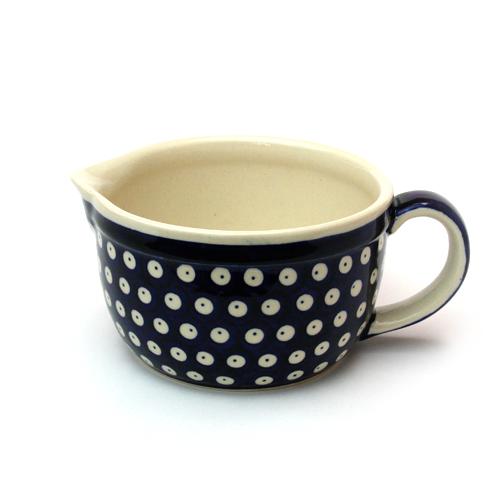ポーランド陶器 ミルクポット