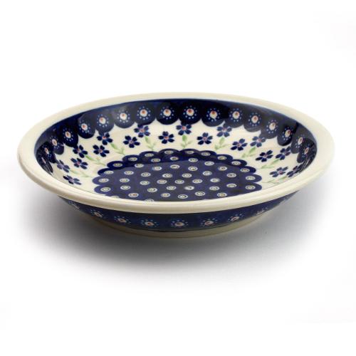 ポーランド陶器 パスタ皿