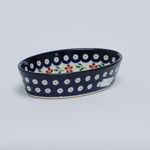 オーブン皿・オーバル・ミニ(Z703-167A)