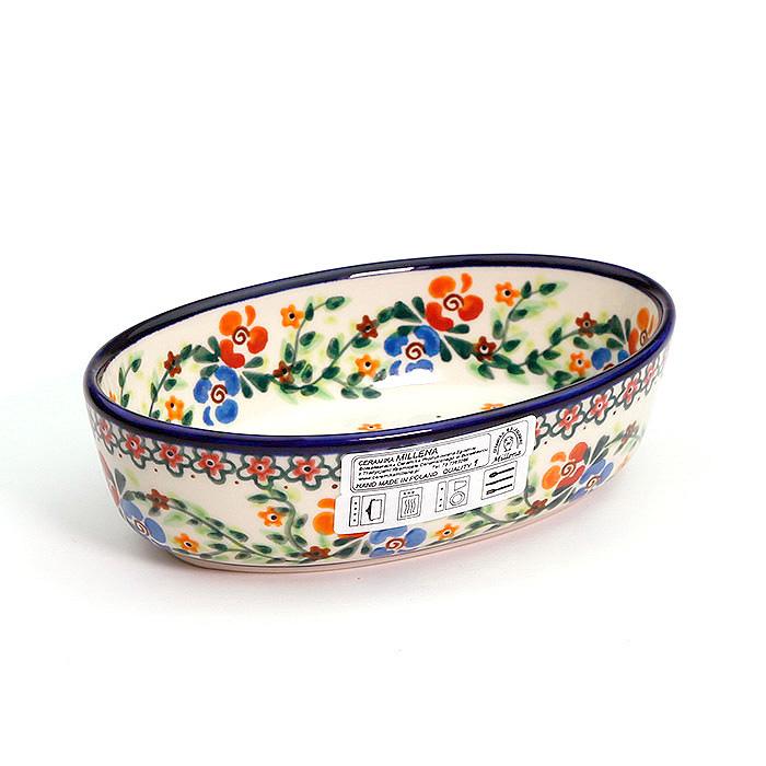 オーブン皿・オーバル・ミニ(M1121-B1)
