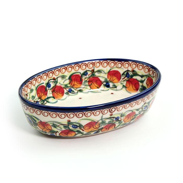 オーブン皿・オーバル・ミニ(M1121-B17P)
