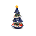 ポーランド陶器 クリスマスツリー