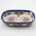 オリーブ皿(V172-A063)