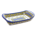 ポーランド陶器 舟皿