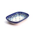 オリーブ皿(V172-B253)