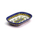 オリーブ皿(V172-U113)