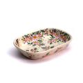 オリーブ皿(V172-U489)