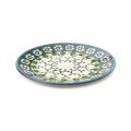 ポーランド陶器 皿φ17cm