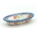 オーブン皿・オーバルS(W218-165)