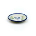 ポーランド陶器 平皿φ9cm