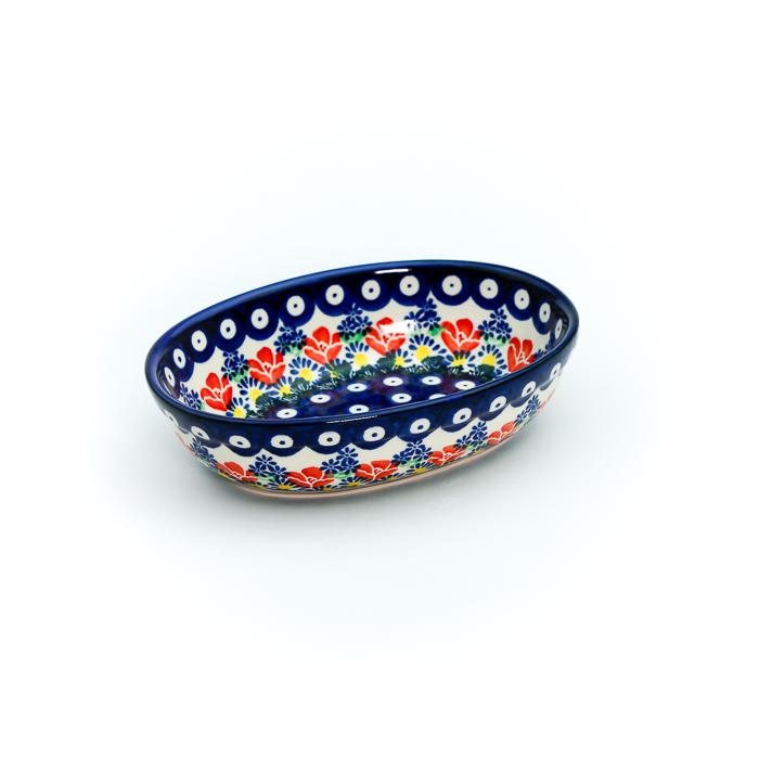 オーブン皿・オーバル・小(TMS19-U28)