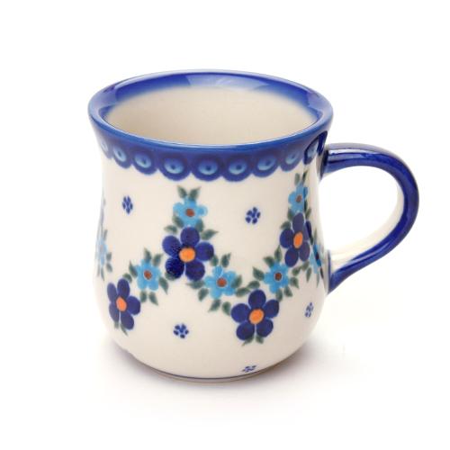 ポーランド陶器 マグ