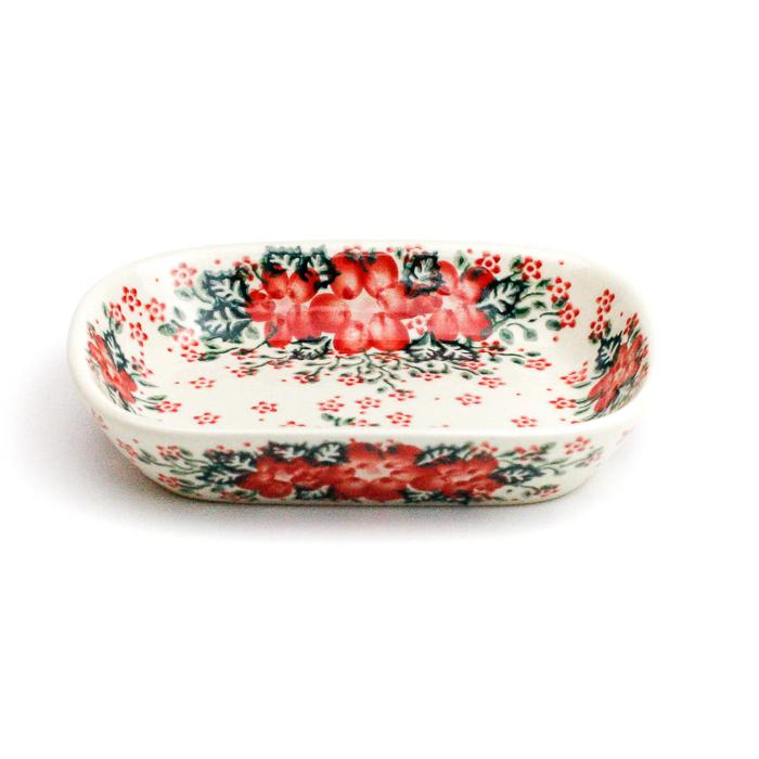 オリーブ皿(V172-U446)