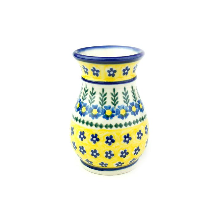 ポーランド陶器 花瓶