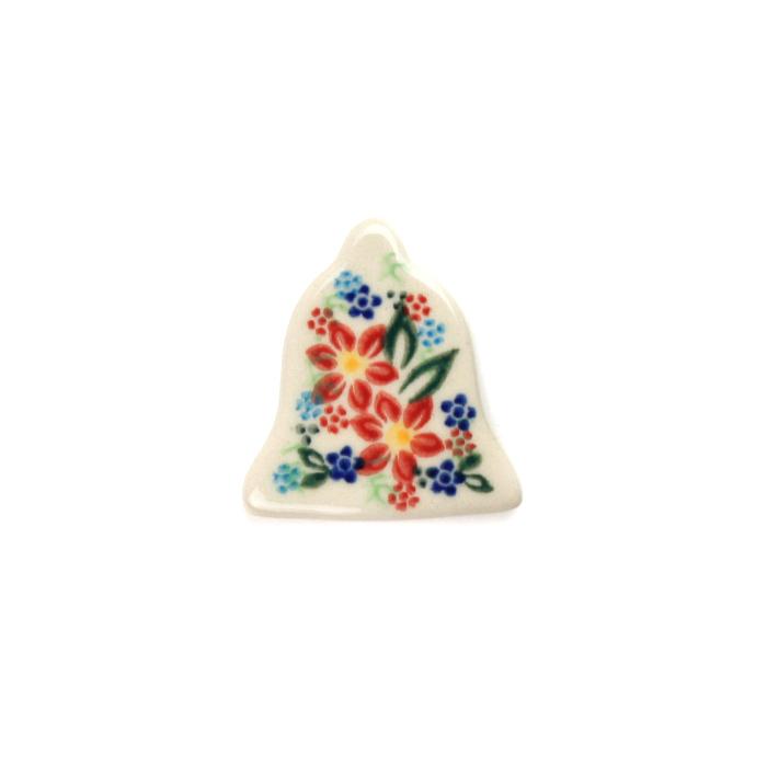 ポーランド陶器 マグネット・ベル