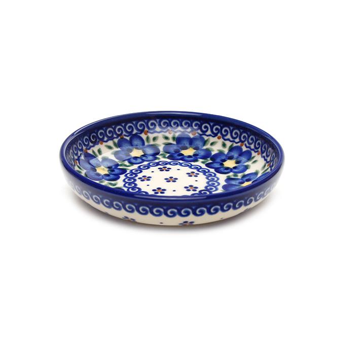 ポーランド陶器 銘々皿