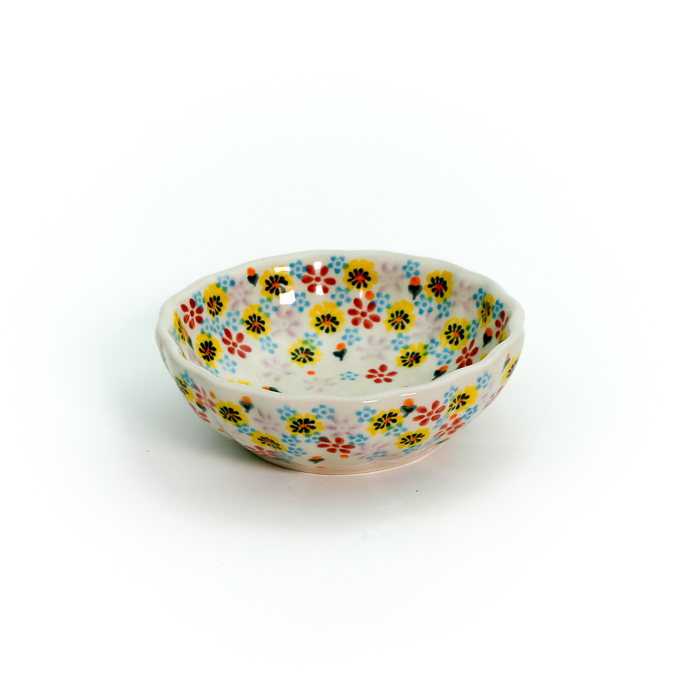 菊鉢φ12cm(V448-C115)