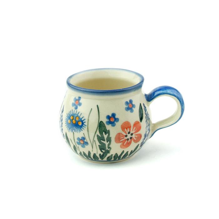 ポーランド陶器 ポーリッシュマグ・ミニ
