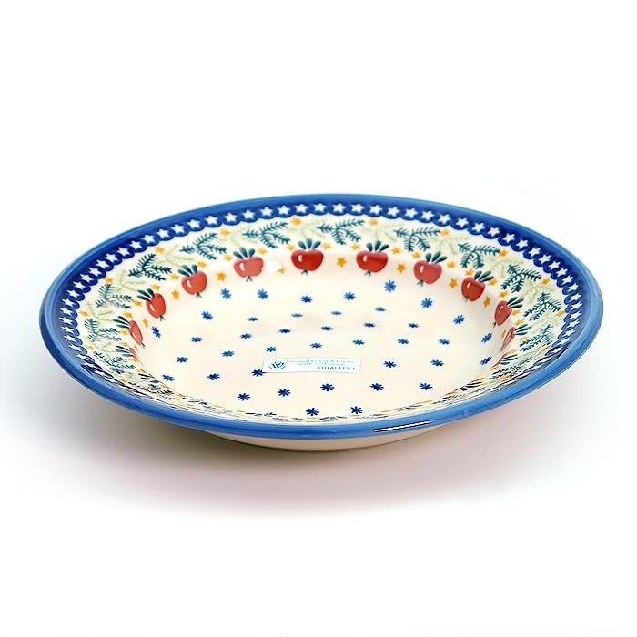 スープ・パスタ皿(W204-133)