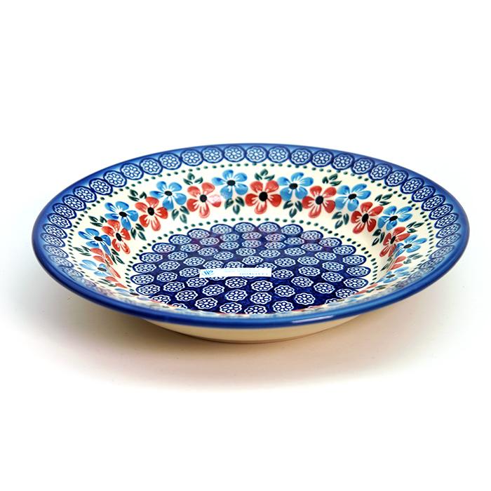 スープ・パスタ皿(W204-166)