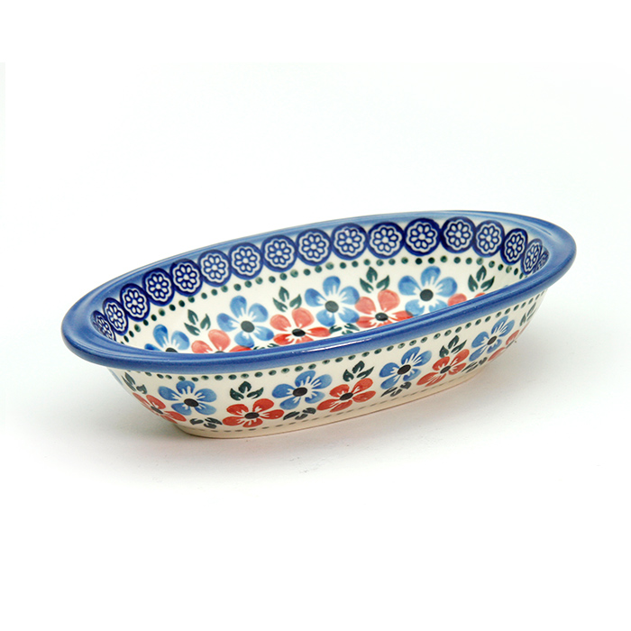 オーブン皿・オーバルS(W218-166)