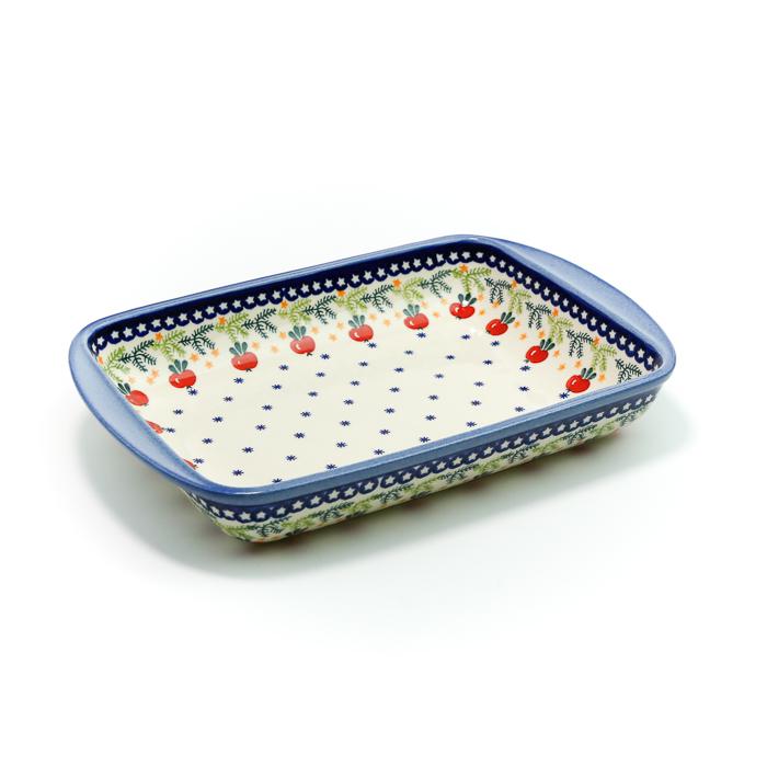 オーブン皿・スクエア・大(W225-133)