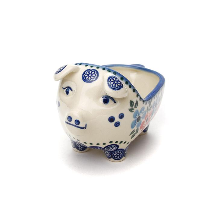 ポーランド陶器 ピギー