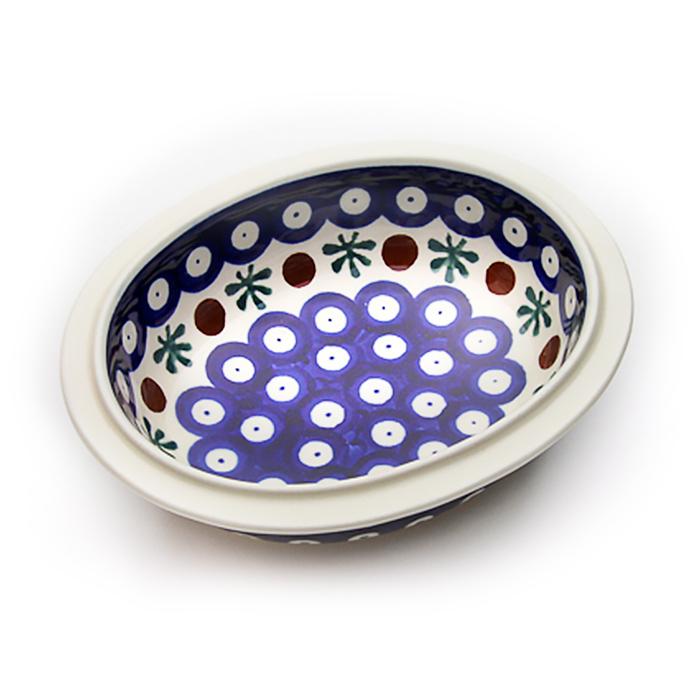 オーブン皿・リム付き・ミニ(Z279-41)