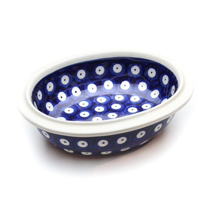 オーブン皿・リム付き・ミニ(Z279-42)