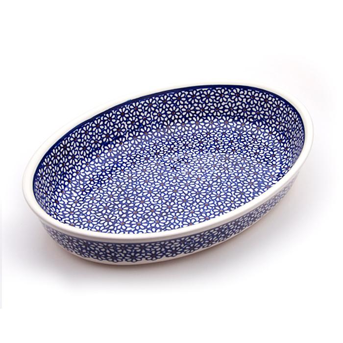 オーブン皿・オーバル・大(Z349-120)