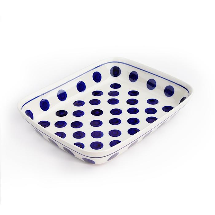 オーブン皿・スクエア・大(Z370-61)