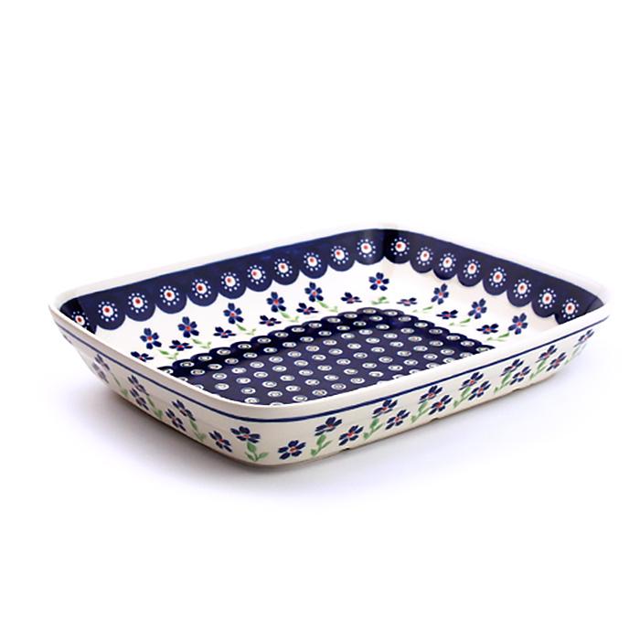 オーブン皿・スクエア・大(Z370-912)