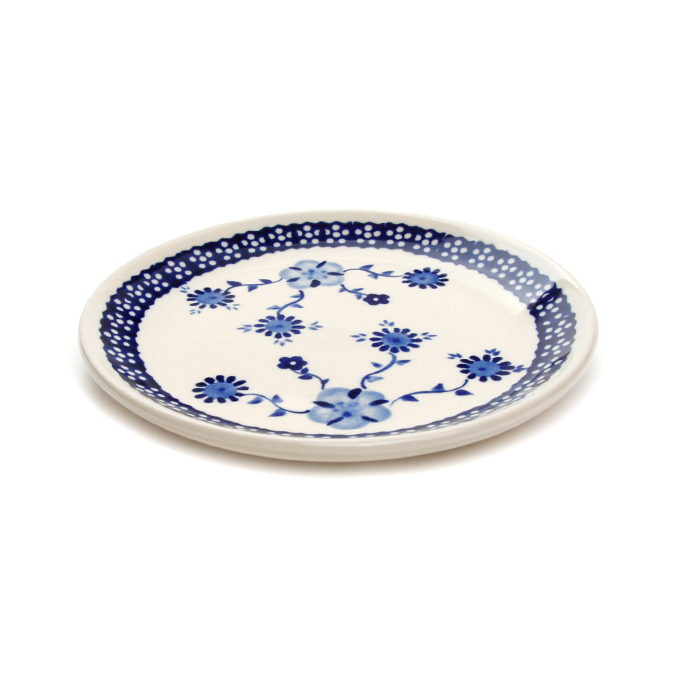 ポーランド陶器 皿16cm