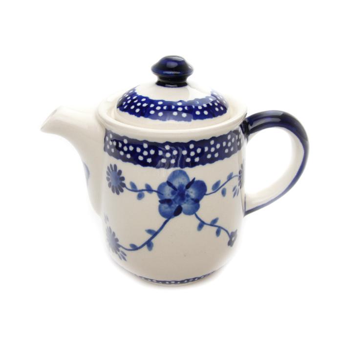 ポーランド陶器 ポット