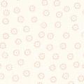 メラミン化粧板 バリエーション(京かたがみ) LJ-10071K 4x8 小菊ちらし(珊瑚色)