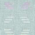 メラミン化粧板 バリエーション(京かたがみ) LJ-10083K 4x8 七宝くずし(あさぎ色)