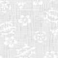 メラミン化粧板 バリエーション(京かたがみ) LJ-10145K 4x8 亀流れ(白ねず)