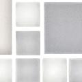 メラミン化粧板 バリエーション LJ-10169K 4x8 カミレミックス(ライトグレー)