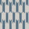 メラミン化粧板 バリエーション(京かたがみ) TJ-10096K 4x8 変わり矢絣(はなだ色)