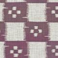 メラミン化粧板 バリエーション(京かたがみ) TJY10094K 4x8 市松に四ツ石(えんじ)