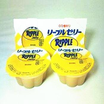 ひまわり乳業 リープルゼリー 10p