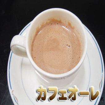 ワンカップ用 スティック飲料 泡立つカフェオーレ 100杯分カフェオレ