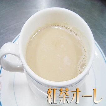 ワンカップ スティック飲料 泡立つ紅茶オーレ 100杯分