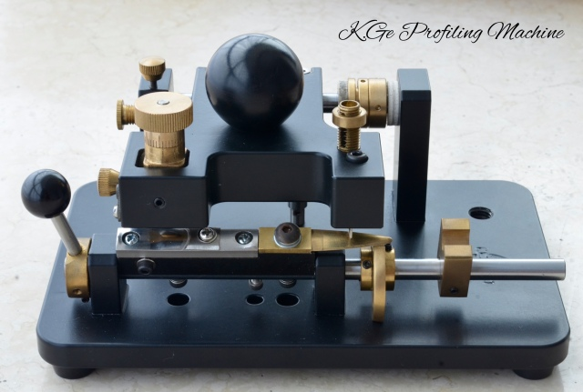 オーボエリードメーキングマシン(ジャーマン15)